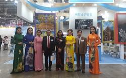 Lần đầu tiên giới thiệu, quảng bá du lịch Huế tại Hội chợ Hanatour Hàn Quốc