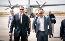 Không yên leo thang Mỹ - Iran: Đức thân chinh đến Trung Đông