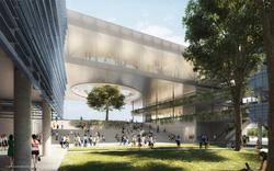 Công trình kiến trúc Đại học Fulbright Việt Nam được giới thiệu trên tạp chí Archdaily