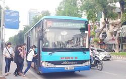 Hà Nội sẽ đưa vào khai thác thêm 4 tuyến xe buýt sử dụng nhiên liệu sạch