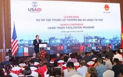 Phó Thủ tướng Vương Đình Huệ: Dự án Tạo thuận lợi thương mại góp phần thực hiện cải thiện môi trường đầu tư kinh doanh