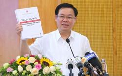 Phó Thủ tướng Vương Đình Huệ dự công bố Sách Trắng doanh nghiệp