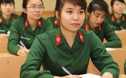 Các học viện, nhà trường Quân đội công bố kết quả trúng tuyển trong ngày 9/8