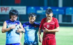 U18 và U22 Việt Nam tổn thất nặng sau trận đấu tập