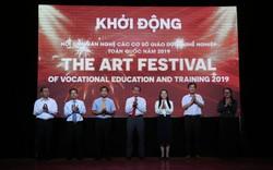 26 tỉnh tham gia Hội diễn văn nghệ các cơ sở giáo dục nghề nghiệp toàn quốc năm 2019