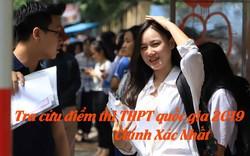 Hướng dẫn thí sinh tra cứu điểm thi THPT quốc gia 2019 và những việc cần làm để tăng cơ hội đỗ vào đại học