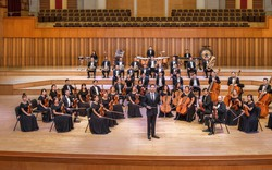 Dàn nhạc giao hưởng Mặt trời đồng hành cùng Cuộc thi Âm nhạc Quốc tế cho Violin và Hòa tấu Thính phòng lần đầu tại Việt Nam