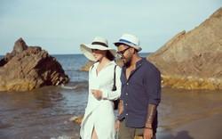 Bắt gặp những hình ảnh lãng mạn của Hoa hậu Tiểu Vy với một chàng trai ngoại quốc