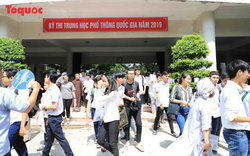 Kỳ thi THPT quốc gia 2019, Đà Nẵng hoàn tất công tác chấm thi, sẵn sàng công bố điểm thi