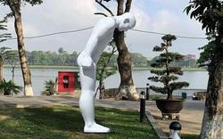 TP Huế quyết định đặt tượng Greetingman 'khổng lồ' bên bờ sông Hương