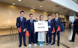 Cả 5 thí sinh Đội tuyển quốc gia Việt Nam đều đoạt Huy chương Olympic Vật lí quốc tế