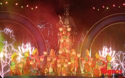 """Ấn tượng chương trình nghệ thuật kỷ niệm 20 năm Hà Nội - """"Thành phố Vì hòa bình"""""""