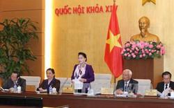 Phiên họp thứ 35 của Ủy ban Thường vụ Quốc hội khóa XIV sẽ diễn ra từ ngày 15-17/7