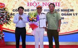 Hà Tĩnh, Hòa Bình có tân Cục trưởng Cục Quản lý thị trường