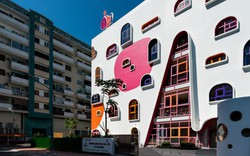 Trường mầm non Việt Nam được giới thiệu trên trang web kiến trúc hàng đầu thế giới
