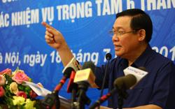 Phó Thủ tướng Vương Đình Huệ: Bộ KH&ĐT phải là một trung tâm đổi mới sáng tạo của cả nước