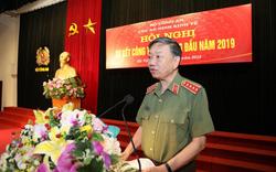 Bộ trưởng Tô Lâm: Lực lượng An ninh kinh tế cần khẩn trương rà soát toàn bộ các vấn đề nổi lên liên quan đến ngành