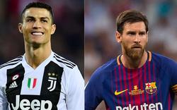 Cristiano Ronaldo vượt qua Lionel Messi trở thành vận động viên đáng ngưỡng mộ nhất năm