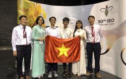 Chủ động phương án đưa học sinh tiếp tục tham dự Olympic khu vực và quốc tế