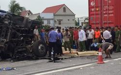 Hải Dương: 7 người tử vong trong 3 vụ tai nạn giao thông liên tiếp trên quốc lộ 5