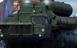 Nóng S-400: Nga