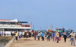 Hơn 140 nghìn du khách đã đến với Lý Sơn