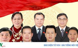 11 lãnh đạo Bộ ngành, địa phương vừa được điều động, luân chuyển