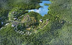 Hòa Bình công bố phê duyệt đồ án quy hoạch chi tiết Khu du lịch nghỉ dưỡng Hồ Dụ