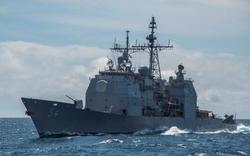 Bất chấp Trung Quốc giận dữ: Tàu chiến Mỹ tiếp tục hiện diện tại eo biển Đài Loan