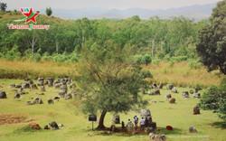 Lào phát huy giá trị Di sản Cánh đồng Chum để phát triển du lịch