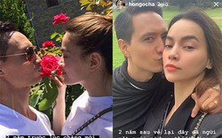 Hồ Ngọc Hà so sánh sự khác biệt sau 2 năm quen bạn trai Kim Lý