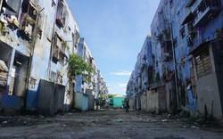 Nghìn người thấp thỏm sống trong chung cư cũ nát, rác bủa vây ở Đà Nẵng