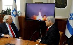 Mỹ, Israel khẳng định vị thế tên lửa:
