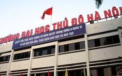 Trường Đại học Thủ đô Hà Nội vẫn được đào tạo trình độ cao đẳng