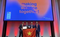 Học sinh Việt Nam được trao giải thí sinh xuất sắc nhất Olympic Hoá học quốc tế 2019