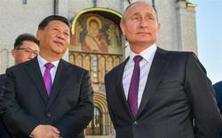 Duyên cớ quân đội Nga - Trung hợp lực: Phản ứng khẩn trước sức mạnh Mỹ?