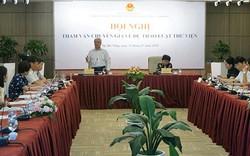 Hội nghị tham vấn ý kiến chuyên gia về dự thảo Luật Thư viện Khu vực miền Trung