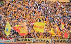 Sau án phạt nặng, CĐV Nam Định quyết phủ kín 30.000 chỗ ngồi sân Thiên Trường