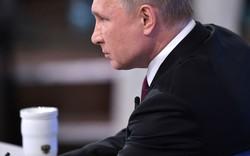Bình giữ nhiệt của ông Putin