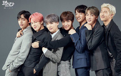 Tập đoàn Đúc tiền và In ấn bảo mật Hàn Quốc làm kỷ niệm chương về BTS