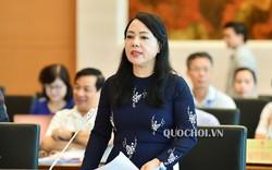 Bộ trưởng Nguyễn Thị Kim Tiến giữ chức Trưởng Ban Bảo vệ, chăm sóc sức khoẻ T.Ư