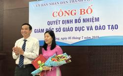Đà Nẵng có tân Giám đốc Sở Giáo dục và Đào tạo
