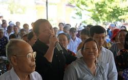 """Người dân Khánh Sơn """"xin"""" được hít thở không khí trong lành"""