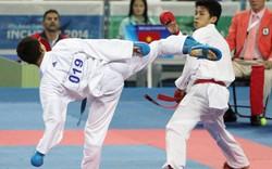 Hơn 260 vận động viên tranh tài tại Giải vô địch Karatedo miền Nam lần thứ II