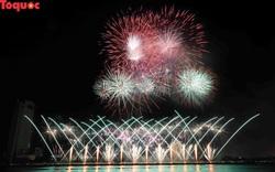 Đội Phần Lan xuất sắc giành ngôi vương Lễ hội pháo hoa quốc tế Đà Nẵng 2019