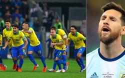Bị đau bụng, hậu vệ Brazil