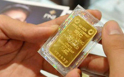 Vàng rời mốc 39 triệu đồng/lượng