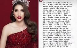 Vì lý do này mà Hoa hậu Phạm Hương đã gạt bỏ danh vọng và rút lui khỏi showbiz Việt