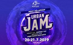 Ngày hội Hiphop Huế – Urban JAM 2019
