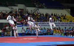 Trên 1.000 vận động viên tham dự Giải vô địch Taekwondo các lứa tuổi trẻ toàn quốc – CJ 2019